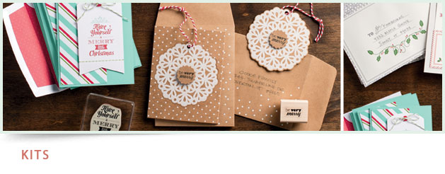 Stampin up kits